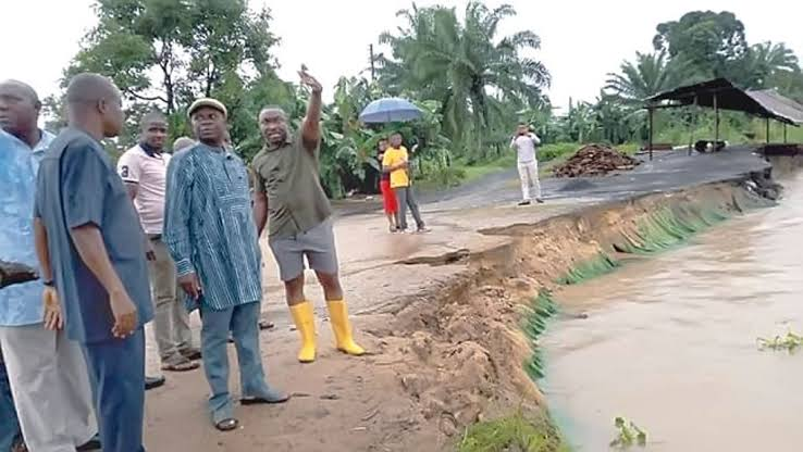 BAYELSA: OBOGORO EROSION DISASTER NEEDS URGENT AND PERMANENT SOLUTION FROM FEDERAL GOVERNMENT